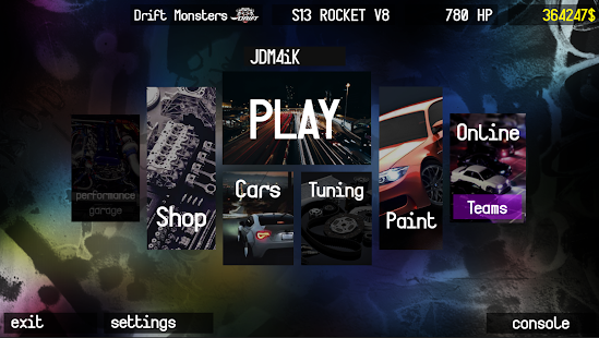 Free Download Drift Horizon Online APK for Samsung