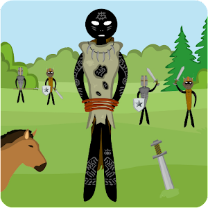 Stickman war 23 For PC