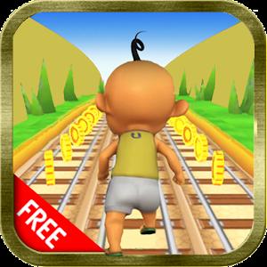 Game Upin Runner lpin boy APK for Windows Phone