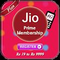 Jio Prime Membership Enrolment