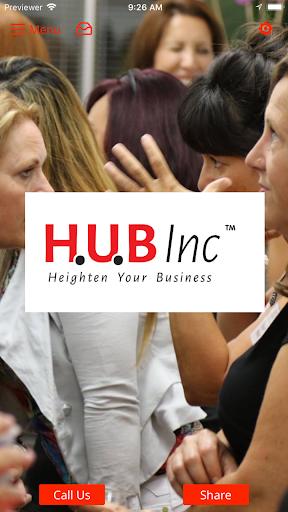 H.U.B Inc. screenshot 2