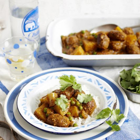 Madras Sausage Curry