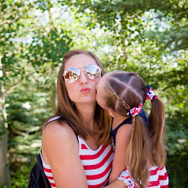 Mommy and Me Breckinridge by Kellie Jones - Public Holidays July 4th (  )