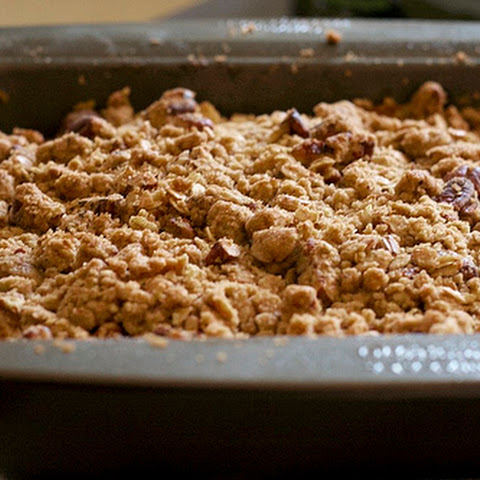 Oat and Apple Crisp