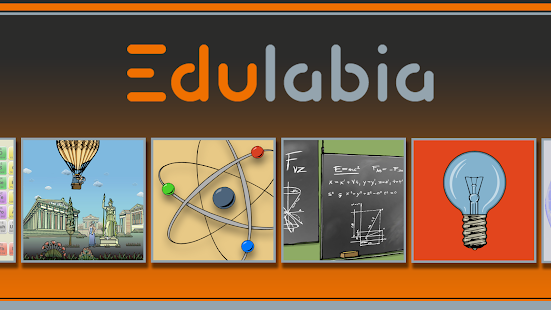 Edulabia - screenshot