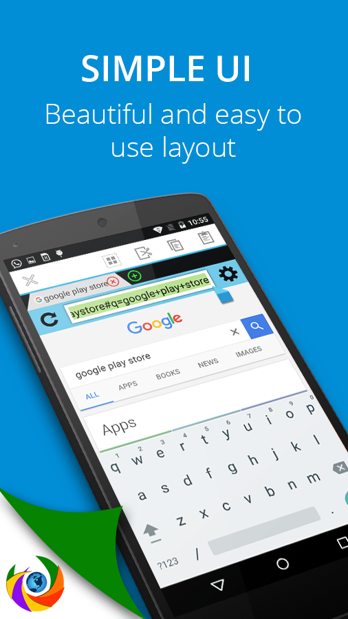 Orbit Browser: Safe & Fast android apps download
