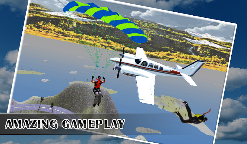 android Air Stunts : Flying Sim Screenshot 3