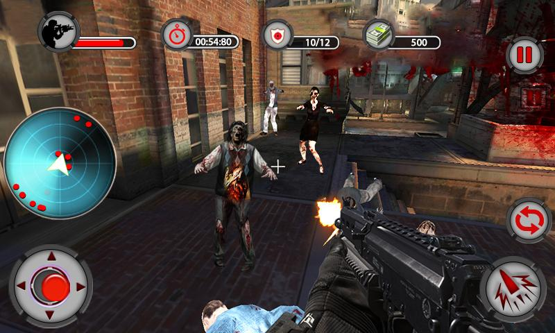 Zombie Kill Target Screenshot 2