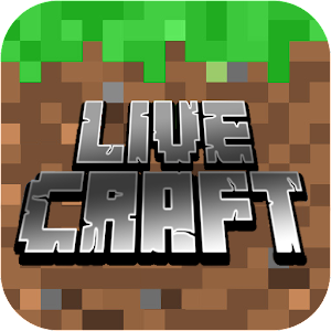 Live Craft  : Crafting and survival for PC / Windows & MAC