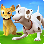Game Cat && Dog Online: Pet Animals apk for kindle fire