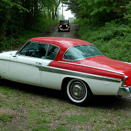 1955 Studebaker by Philip Molyneux - Transportation Automobiles