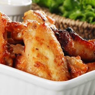 Dry Spicy Chicken Wings Recipes