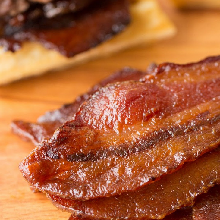 Maple-Candied Bacon Recipe | Yummly