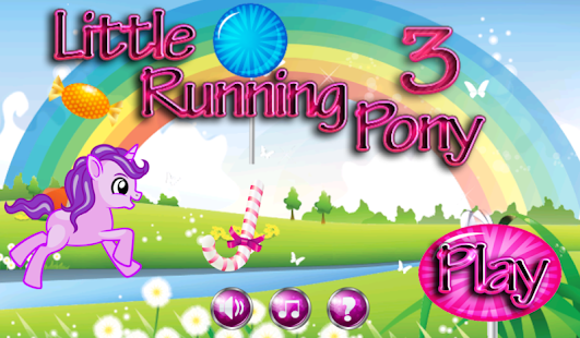 Little Running Pony 3 - screenshot