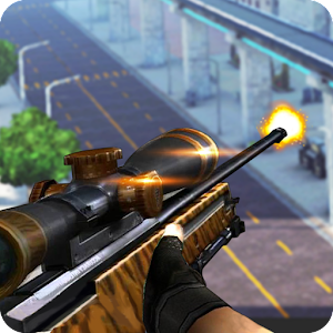 Sniper 2017 - Counter terrorist modern strike FPS Icon