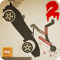Stickman Dismount 2 Free For PC / Windows & Mac