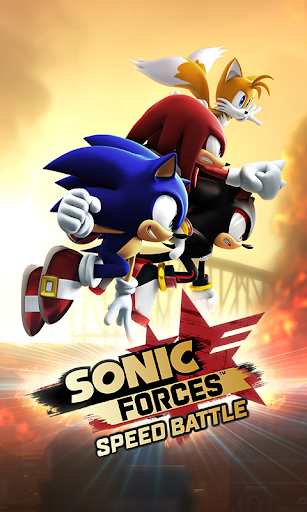 Sonic Forces: Speed Battle For PC