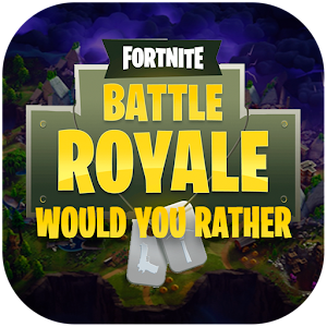 Game Would you rather for Battle Royale For PC / Windows 7/8/10 / Mac – Free Download