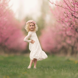Spring! by Daniel Venter - Babies & Children Child Portraits