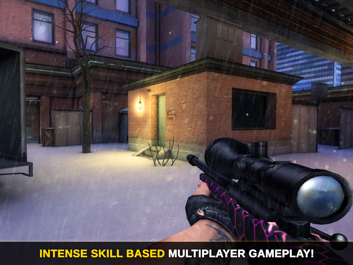 Counter Attack - Multiplayer FPS Screenshot 9