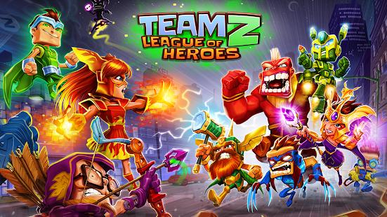 Team Z - League of Heroes (Mod)
