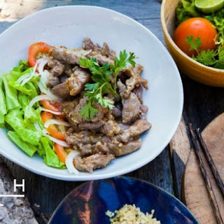Cambodian Beef Recipes