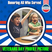Download Full Veterans Day photo frame 1.0 APK