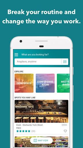 Spotz - Be creative! Be productive! Get a Spotz screenshot 2