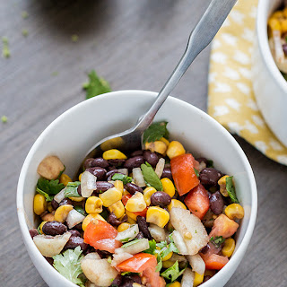The Quickest Black Bean Salad