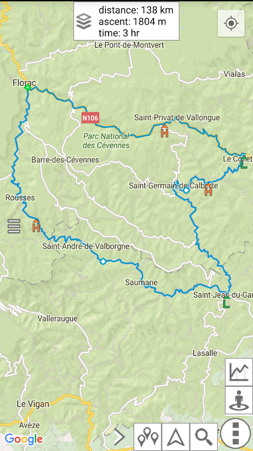 myRouteMap Screenshot 0