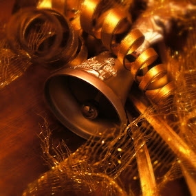 R4S PWC 1 by Ritwick Srivastava - Artistic Objects Other Objects ( bell, christmas, ritwick, yellow, light, pwcbells, golden )