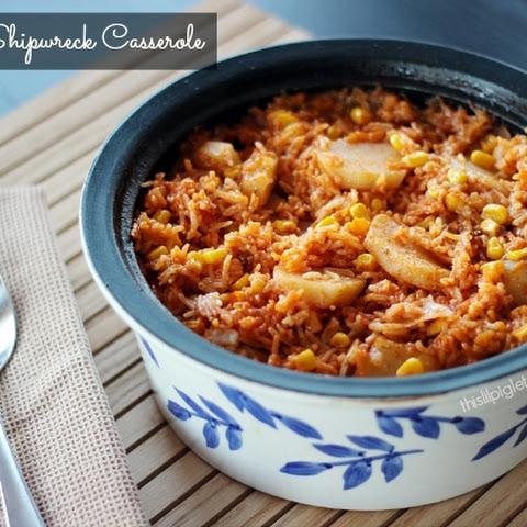 Hamburger Rice Potato Casserole Recepten | Yummly