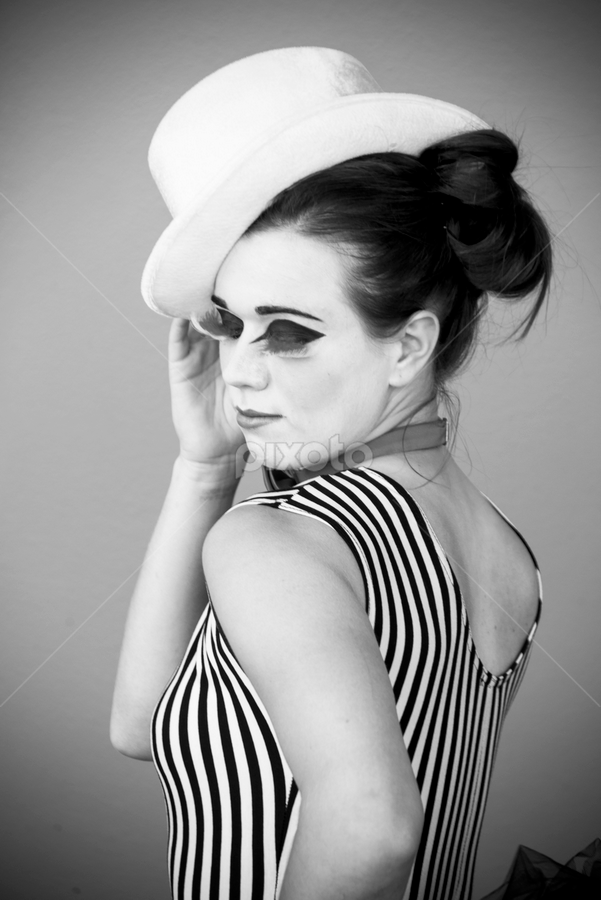 Circus Theme TFP by Adz King - People Portraits of Women