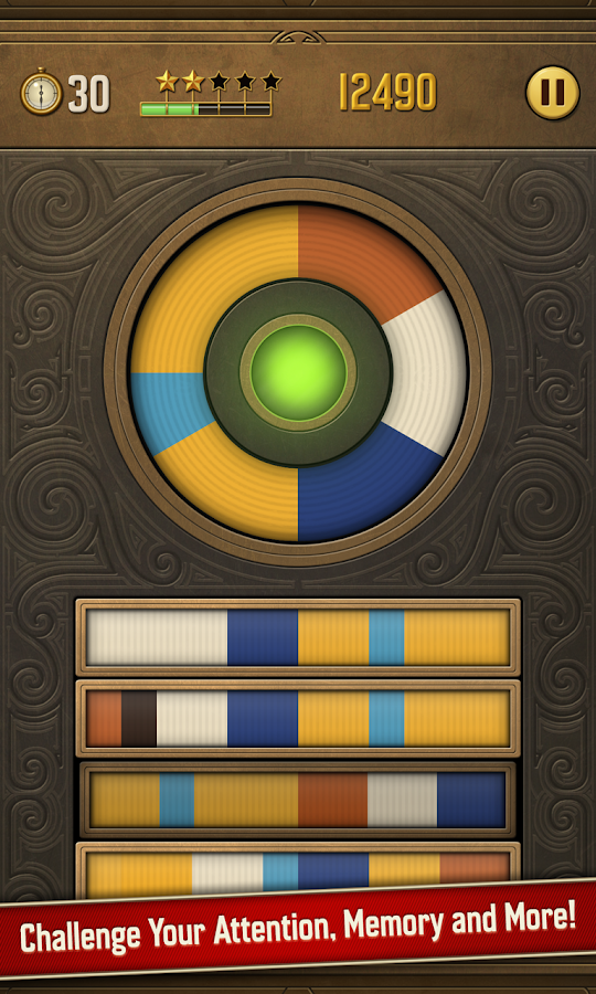 A Clockwork Brain Training Screenshot 1