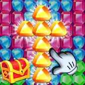 Jewel Quest Star Gems Crush APK Descargar