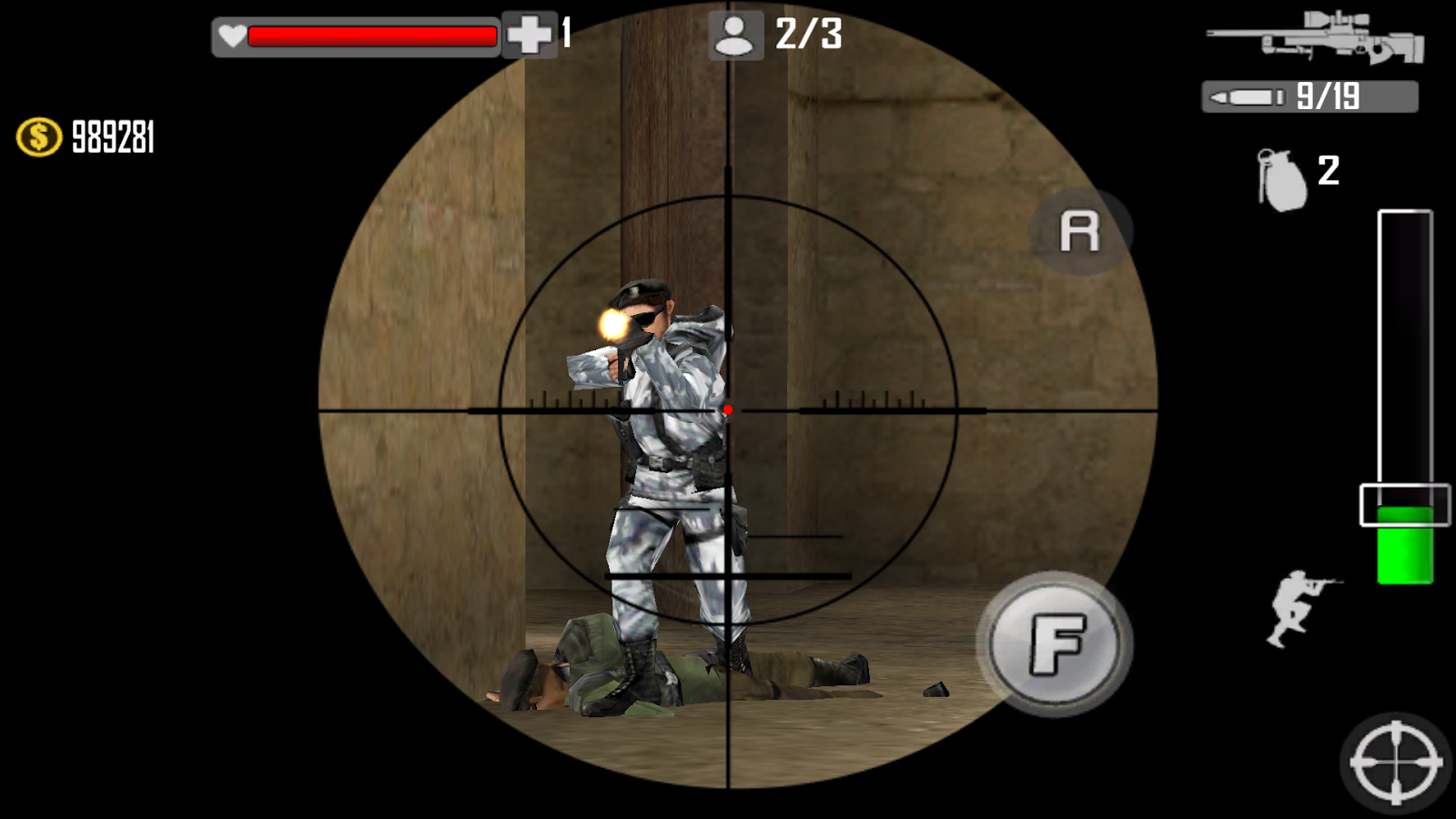 Shoot Strike War Fire Screenshot 3