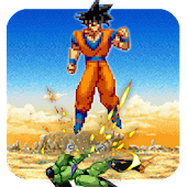 Download Goku Super Fight Battle ★ APK to PC