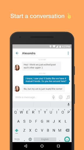 happn – Local dating app screenshot 6