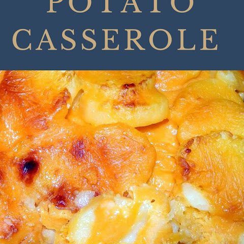 Homemade Potato Casserole