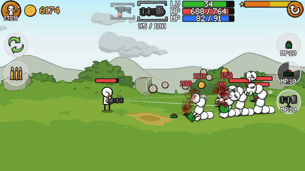 Stickman And Gun2 Screenshot 3