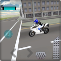 Free Fast Motorcycle Driver 3D APK for Windows 8