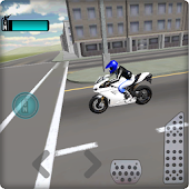 Game Fast Motorcycle Driver 3D APK for Kindle