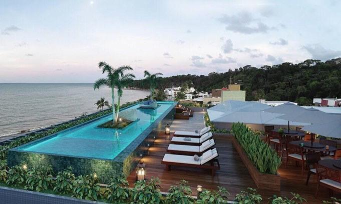 Apartamento com 1 dormitório à venda, 33 m² por R$ 302.310 - Cabo Branco - João Pessoa/PB