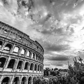 by Antonello Madau - Black & White Buildings & Architecture