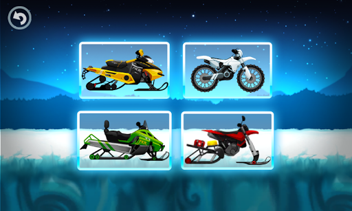 Motocross Kids - Winter Sports - screenshot
