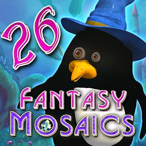 Fantasy Mosaics 26: Fairytale Garden For PC