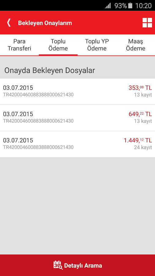 Akbank Direkt Screenshot 5