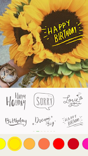 App Text On Pictures - Photo Write 1.3.5 APK for iPhone