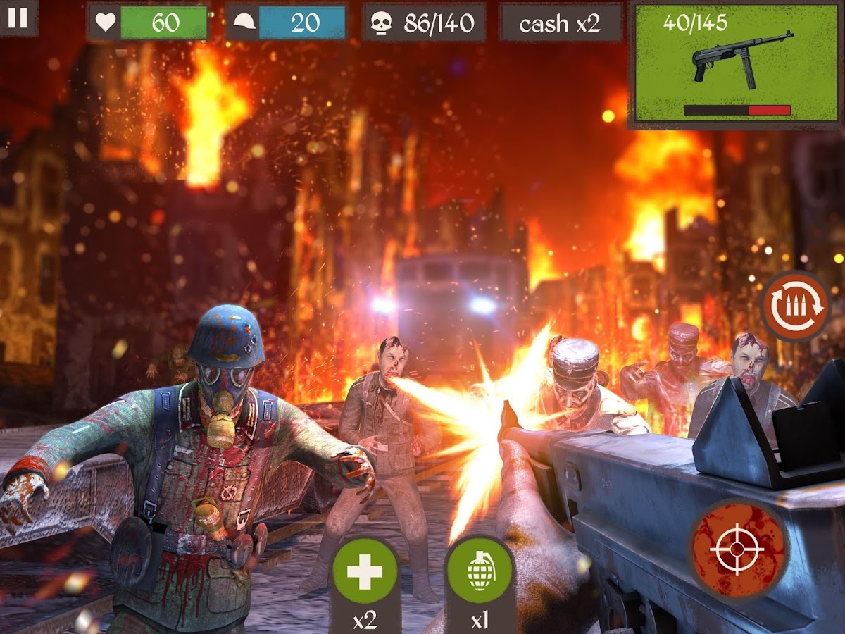 Zombie Call: Trigger Shooter Screenshot 12