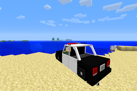 Cars Mods for Minecraft PE APK Descargar
